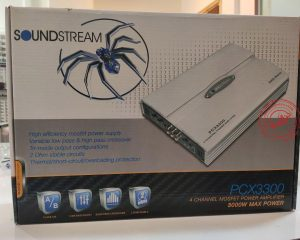 آمپلی فایر soundstream pcx3300